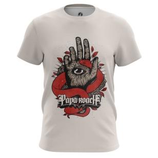 Футболка Papa Roach - купить в teestore. Доставка по РФ