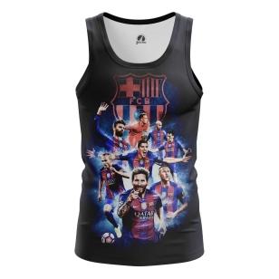 Мужская Майка ФК Барселона - купить в teestore