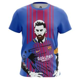 Футболка Messi - купить в teestore. Доставка по РФ