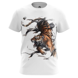 Футболка Тигр - купить в teestore. Доставка по РФ