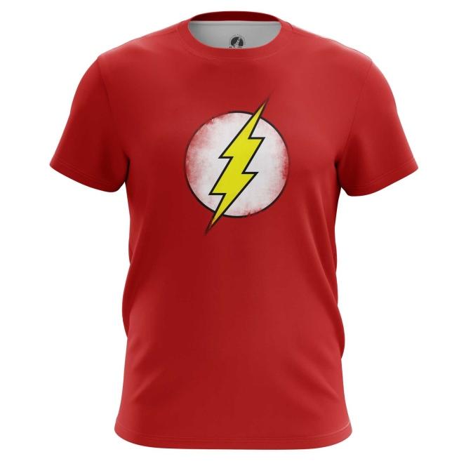 Футболка Sheldon's Flash - купить в teestore. Доставка по РФ