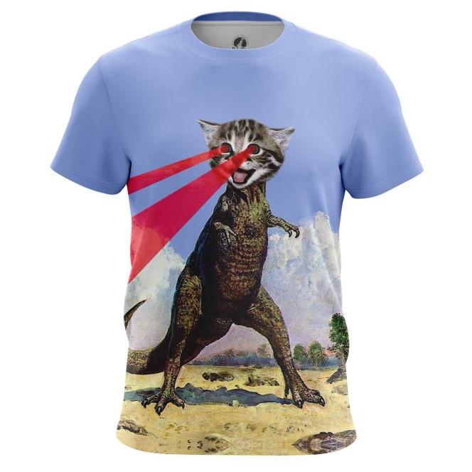 Мужские Футболки Dinosaur. Доставка по всей России