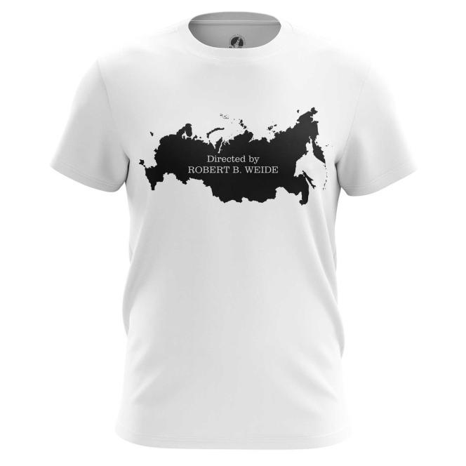 Футболка Curb my Russia - купить в teestore. Доставка по РФ
