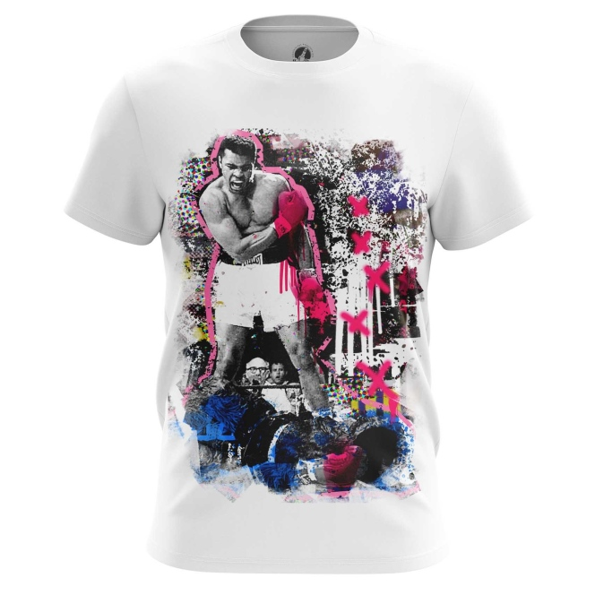 Футболка Muhammad Ali - купить в teestore. Доставка по РФ