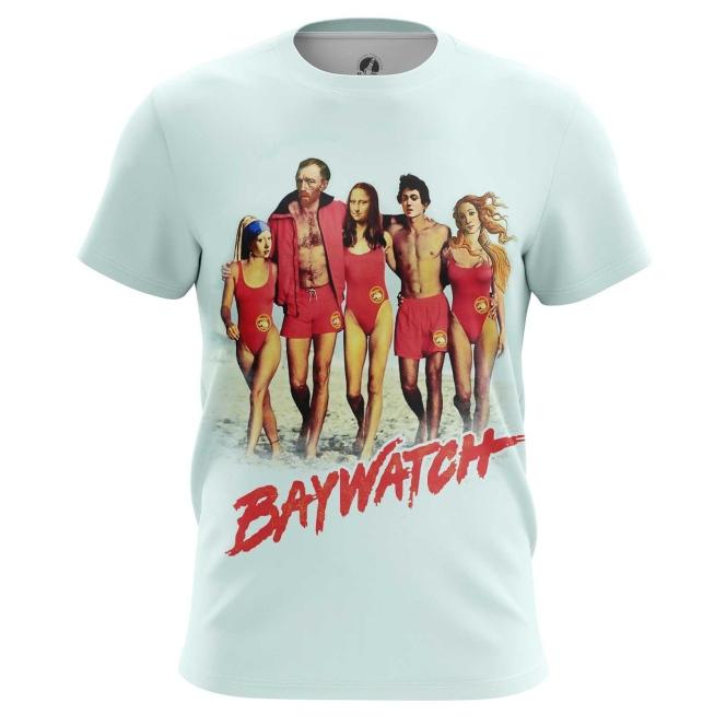 Футболка Baywatch купить