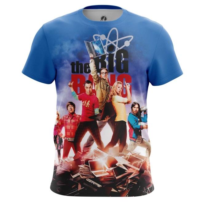 Футболка Big Bang Theory купить
