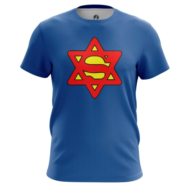 Футболка Super Jew - купить в teestore. Доставка по РФ