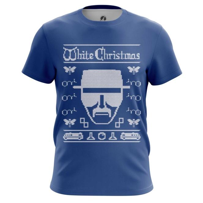 Футболка White Christmas купить