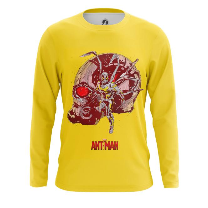 Мужской Лонгслив Antman - купить в teestore