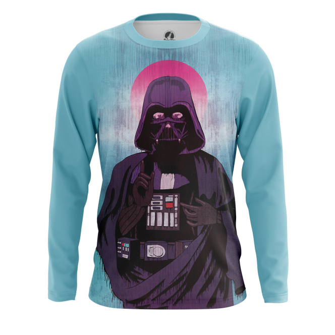 Мужской Лонгслив Darth Icon - купить в teestore