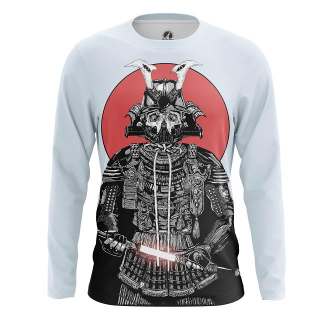 Мужской Лонгслив Darth Samurai - купить в teestore