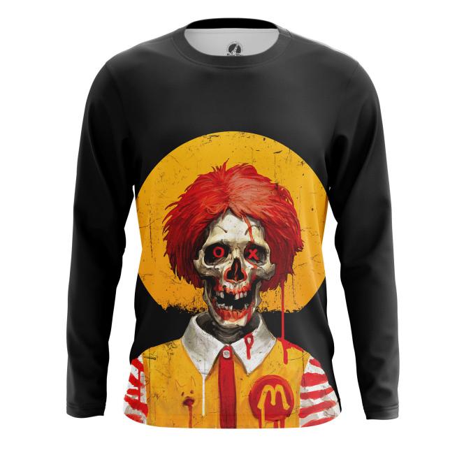Мужской Лонгслив Dead Ronald - купить в teestore