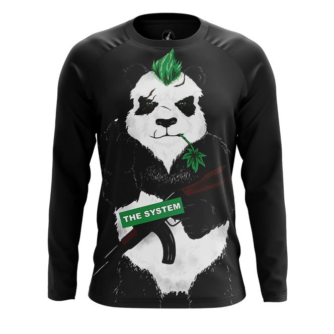 Мужской Лонгслив Bad panda - купить в teestore