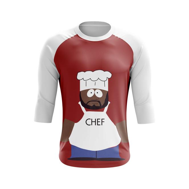 Мужской Реглан 3/4 Chef - купить в teestore