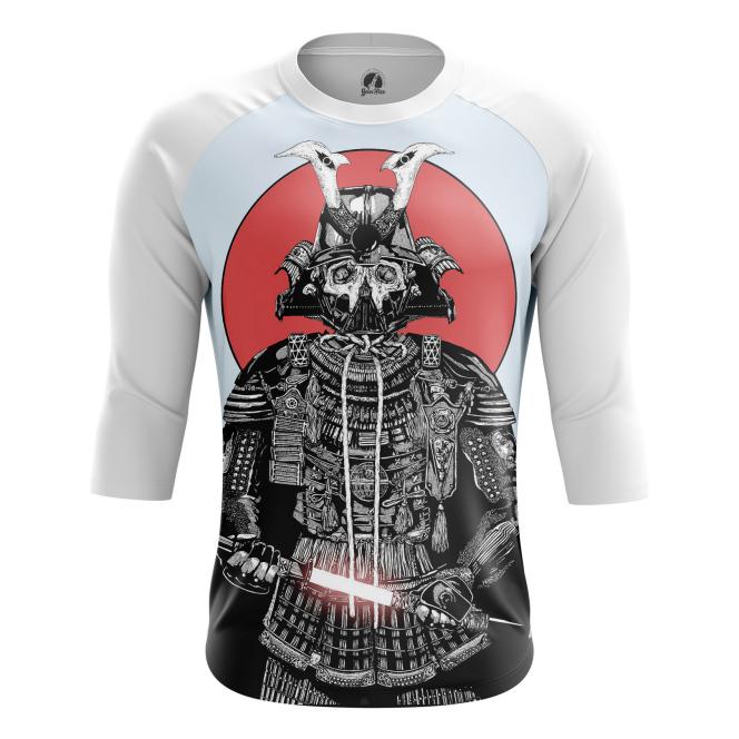 Мужской Реглан 3/4 Darth Samurai - купить в teestore