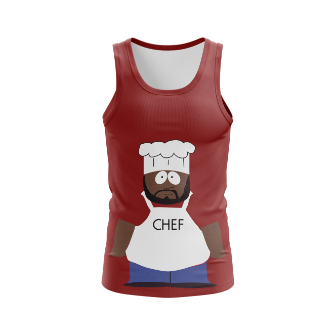 Мужская Майка Chef - купить в teestore