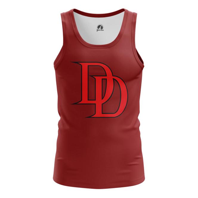 Мужская Майка Daredevil logo  - купить в teestore