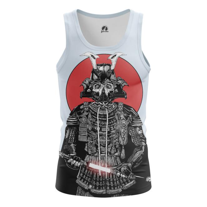 Мужская Майка Darth Samurai - купить в teestore