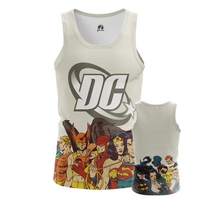 Мужская Майка DC comics - купить в teestore