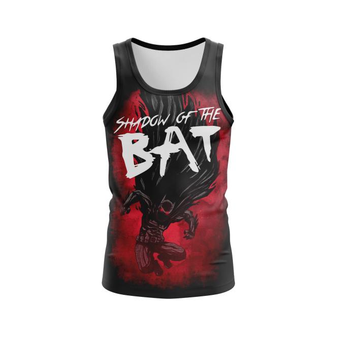 Мужская Майка Shadow of the Bat - купить в teestore