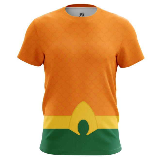 Футболка Aquaman suit - купить в teestore. Доставка по РФ