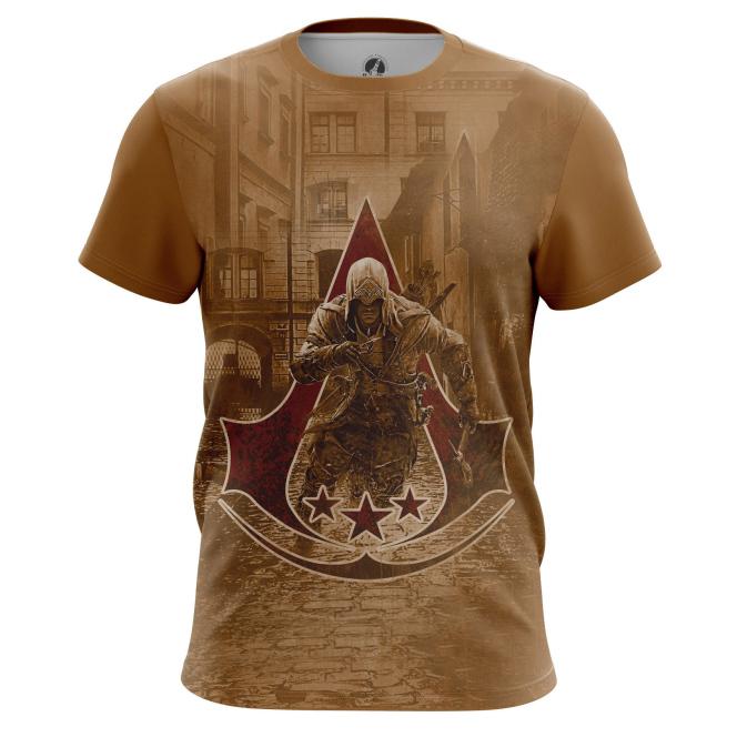 Футболка Assassin's Creed 3 - купить в teestore. Доставка по РФ