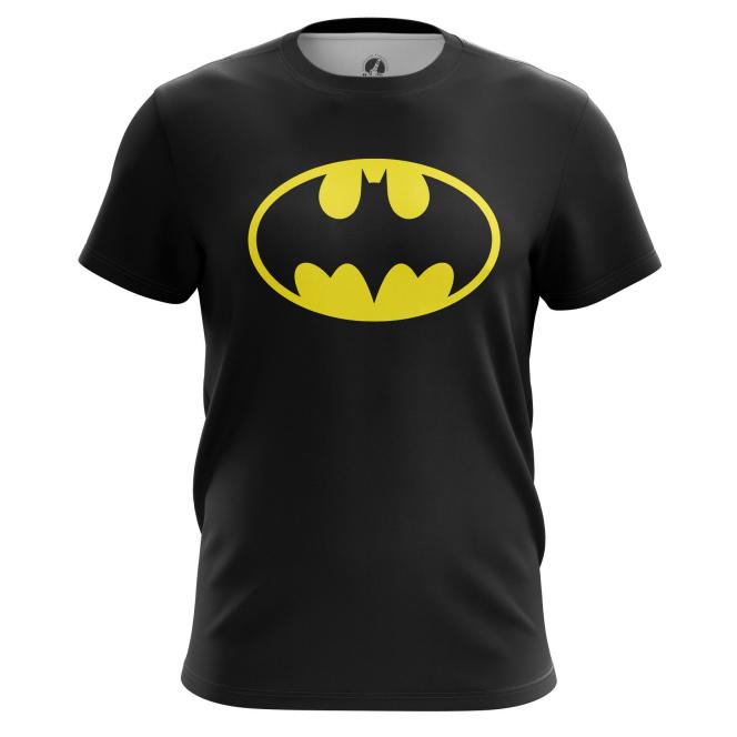 Футболка Бэтмен лого - купить в teestore. Доставка по РФ