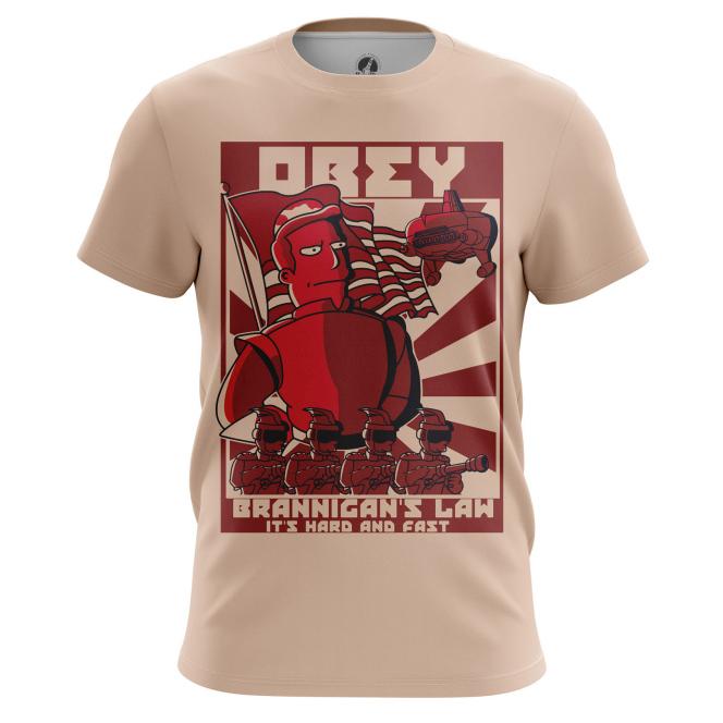 Футболка Obey - купить в teestore. Доставка по РФ
