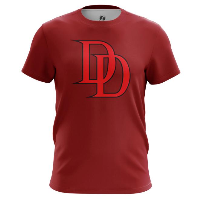Футболка Daredevil logo  - купить в teestore. Доставка по РФ