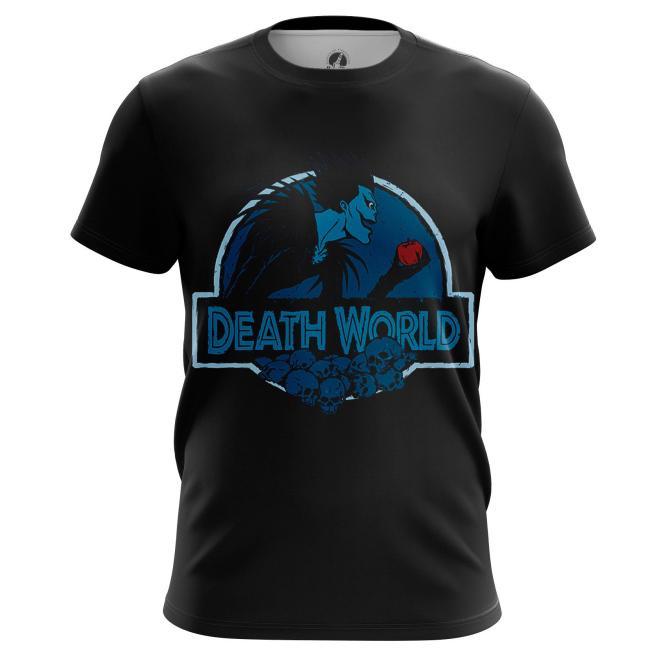 Футболка Death World - купить в teestore. Доставка по РФ