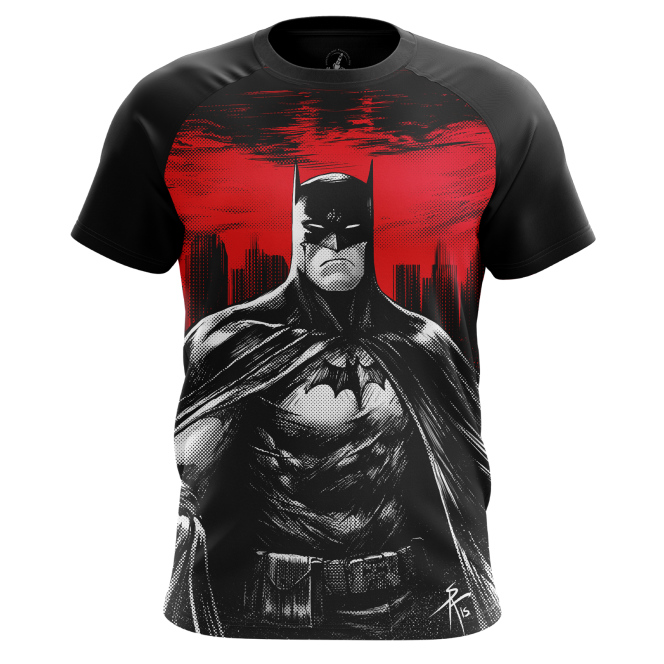 Футболка Бэтмен новый - купить в teestore. Доставка по РФ