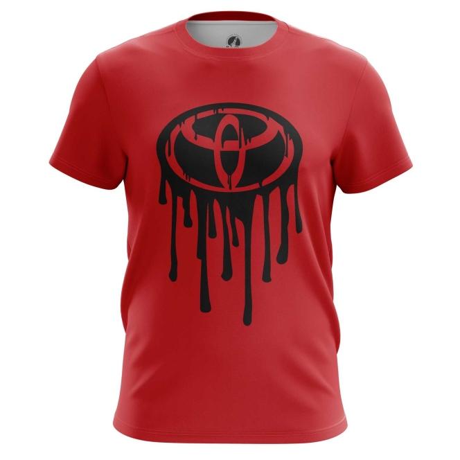 Футболка Toyota - купить в teestore. Доставка по РФ