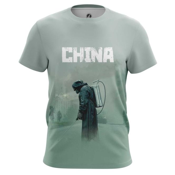 Футболка China - купить в teestore. Доставка по РФ