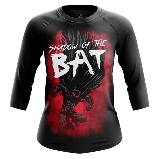 Женский Реглан 3/4 Shadow of the Bat - купить в teestore