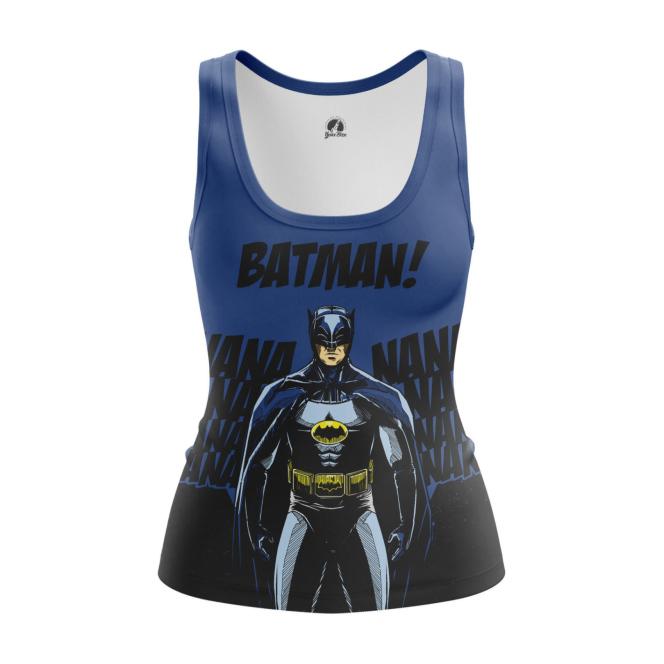 Женская Майка Batman - купить в teestore