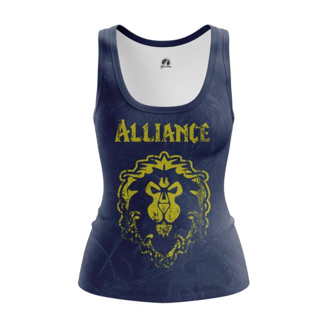 Женская Майка Alliance - купить в teestore