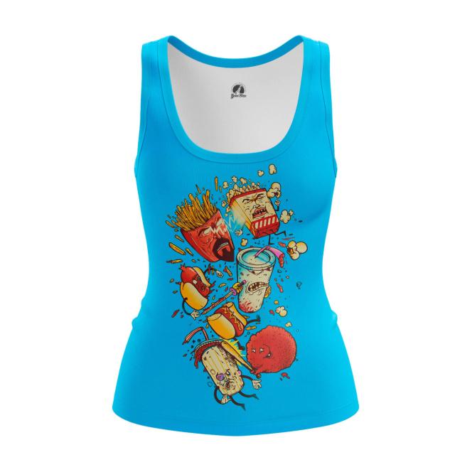 Женская Майка Aqua Team Hunger Force - купить в teestore