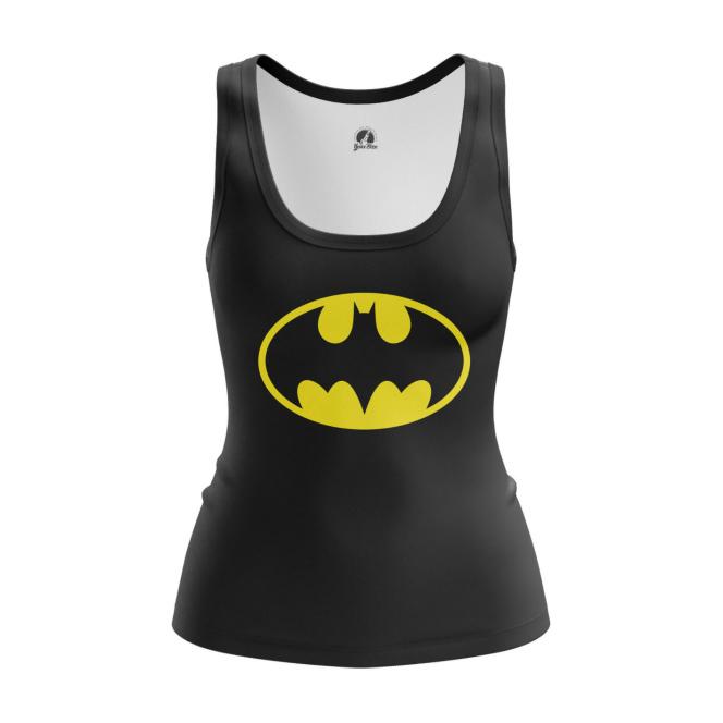 Женская Майка Бэтмен лого - купить в teestore