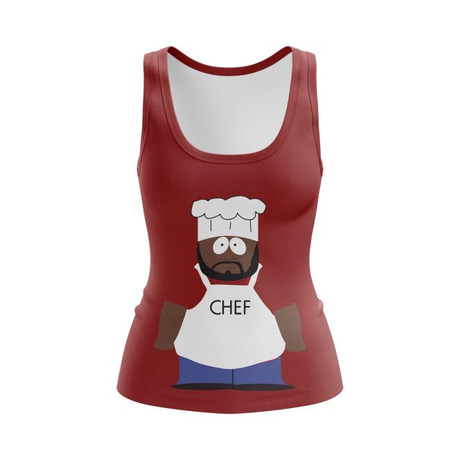 Женская Майка Chef - купить в teestore