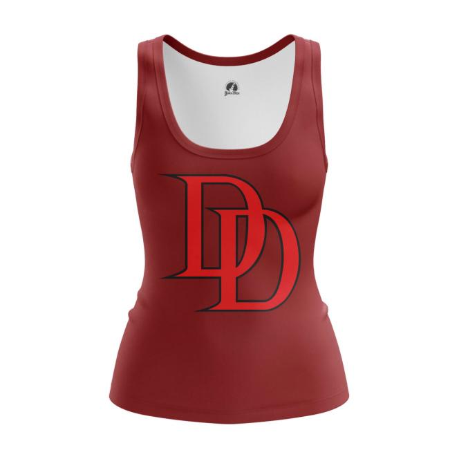 Женская Майка Daredevil logo  - купить в teestore
