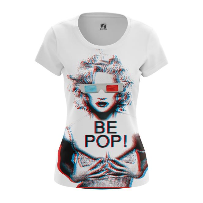 Женская Футболка Madonna - купить в teestore