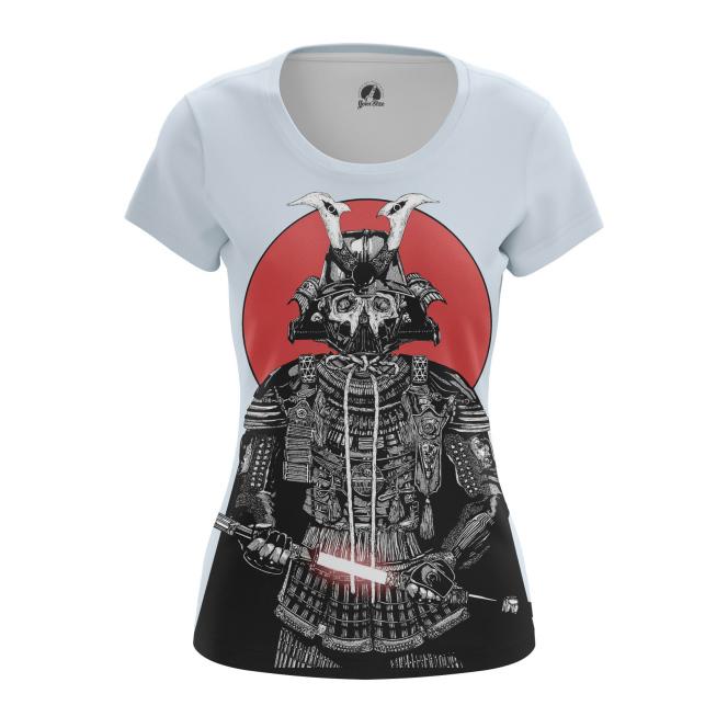 Женская Футболка Darth Samurai - купить в teestore