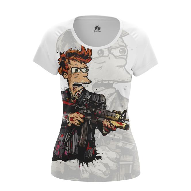 Женская футболка Футурама Фрай  купить