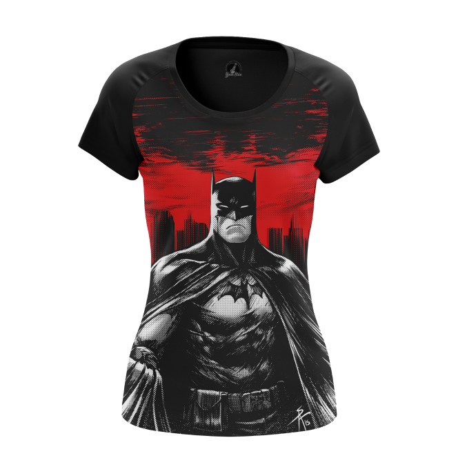 Женская Футболка Бэтмен новый - купить в teestore