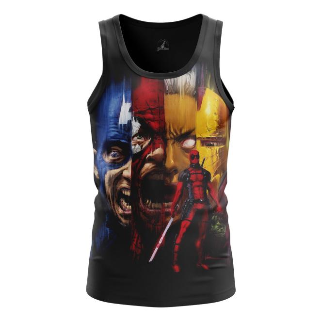 Мужская Майка Deadpool - купить в teestore