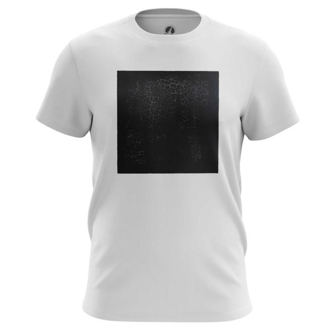 Футболка Черный квадрат купить