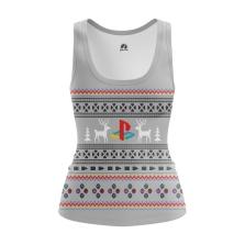 Женская Майка Playstation - купить в teestore