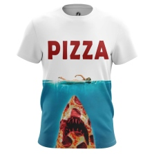 Футболка Pizza attacks