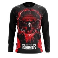 Лонгслив Punisher War Zone