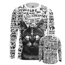 Лонгслив Bad Kitten
